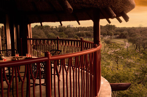 Disney Animal Kingdom Villas Jambo House Lodge