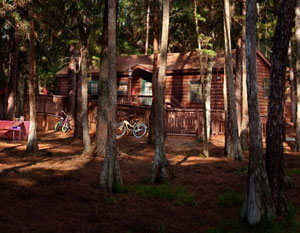 Cabins at Disney Fort Wilderness Resort