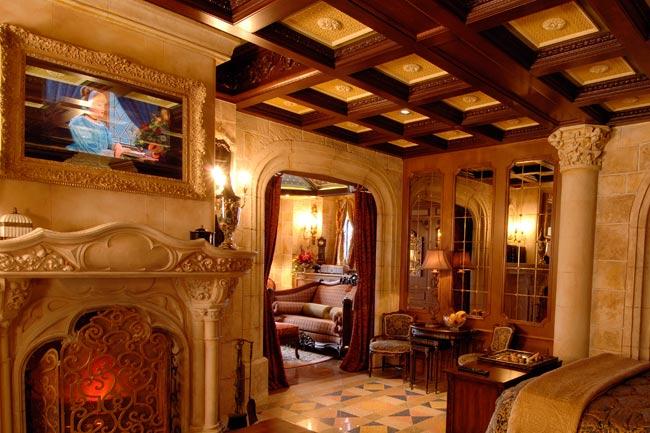 disney world princess rooms