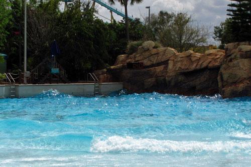 Aquatica Orlando Wave Pool Water Park Hotels Orlando