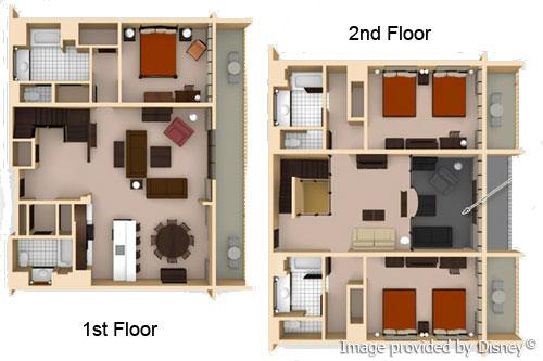 disney animal kingdom 3 bedroom grand villa Slabs Fireplace surrounds