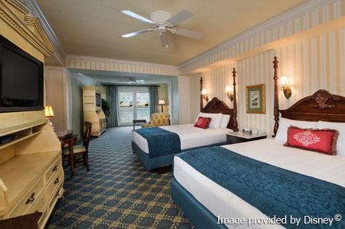 Disney World Boardwalk Inn Rooms Standard And Deluxe