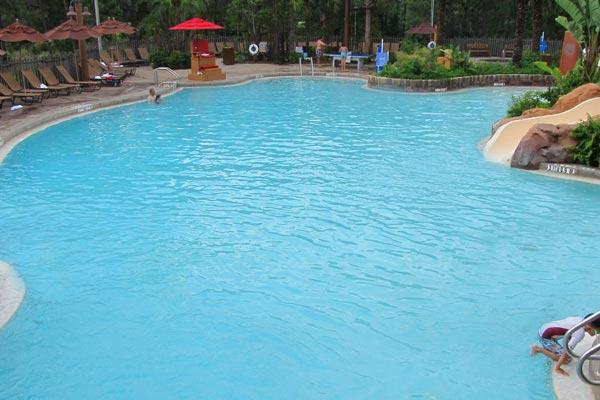 Disney Animal Kingdom Lodge Pool Uzima And Sumawati Pools
