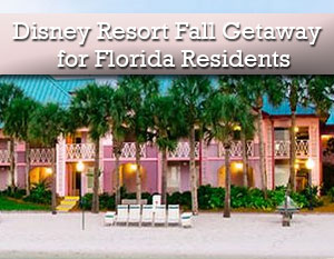 Great rates Offer for Florida Residents Fall 2013