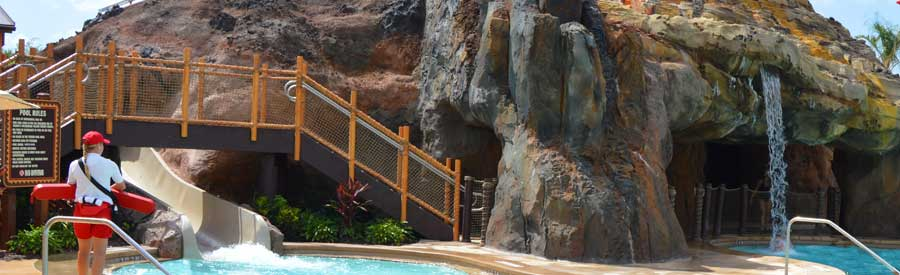 Disney World Resorts With Water Slides