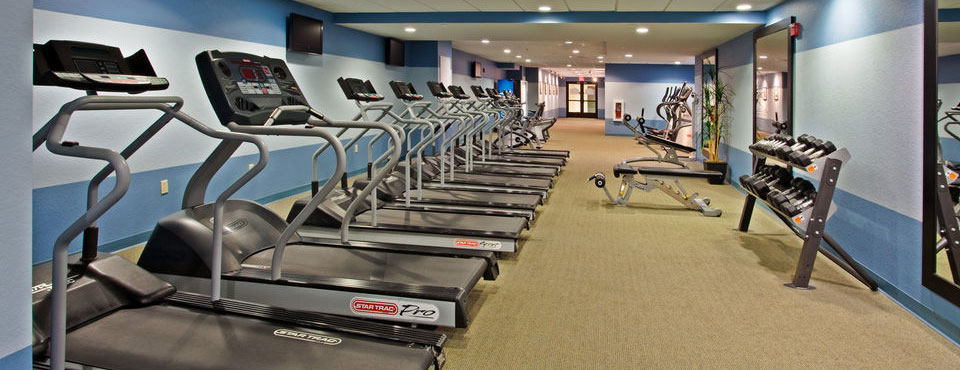 Holiday Inn Orange Lake in Orlando Resort Fitness Center