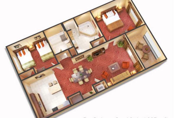 Floridays Resort Orlando Suites Condo With Pictures