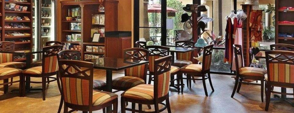 Floridays Resort Orlando Indoor Seating wide