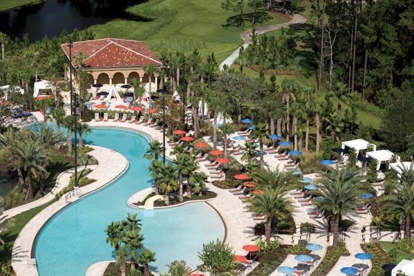 Four Seasons Orlando Pool Water Park Hotels Orlando
