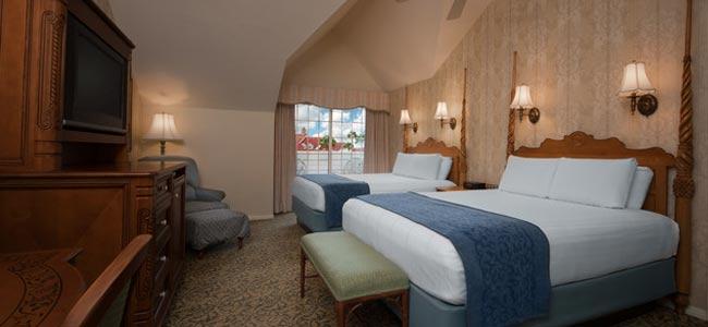 Disney World Themed Hotel Rooms Royal Cars Little