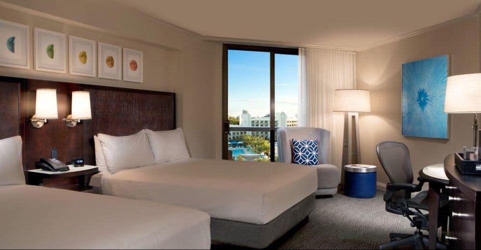 Bedroom Island Suite Hilton Buena Vista Palace