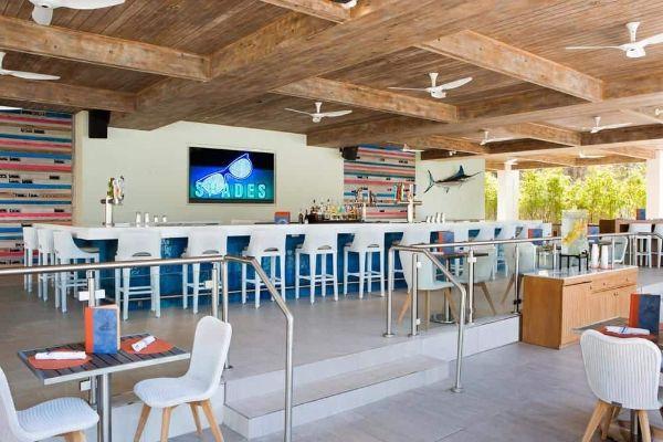 Shades Bar and Grill Hilton Buena Vista Palace