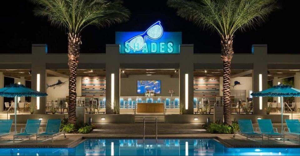 Shades Bar and Grill Hilton Buena Vista Palace 600