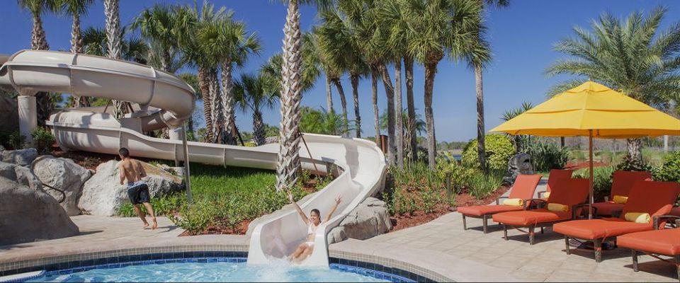 Hyatt Regency Orlando Grand Cypress Pool