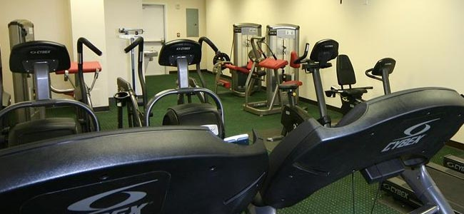 Lake Buena Vista Resort Village Fitness Room