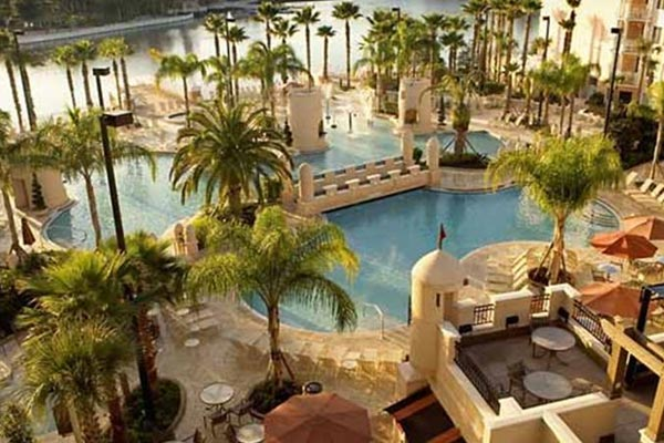 Marriott Grande Vista Orlando Pool Outdoor Heated In Fl