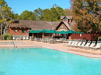Disney S Fort Wilderness Campground Pool 2 Pools And Water Slide