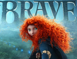 Disney Pixar Princess Merida