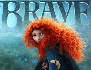 Disney Pixar Princess Merida