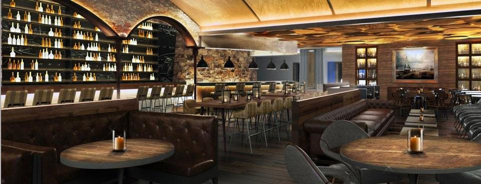 Loews Sapphire Falls Resort at Universal Orlando Rum Bar wide