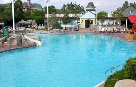 Disney Saratoga Springs Resort And Spa Video
