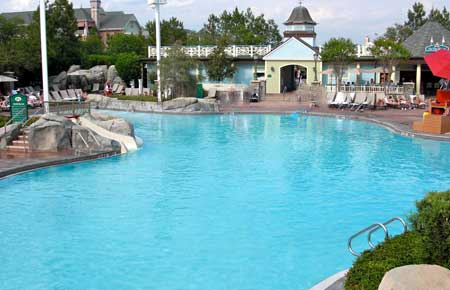 Disney Saratoga Springs Resort and Spa