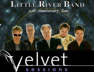Hard Rock Orlando hosting The Little River Band at Velvet Sessions