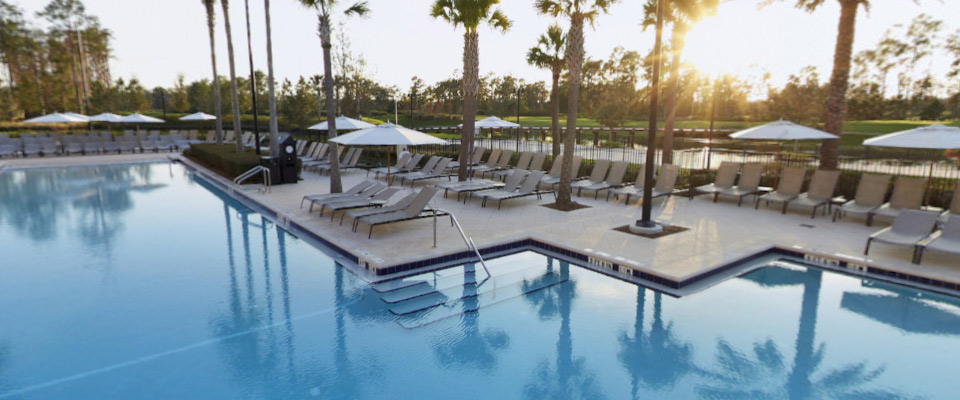 Waldorf Astoria Orlando Swimming Pools