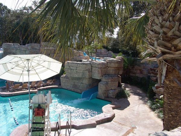 Walt Disney World Dolphin Resort 4 Quiet 1 Pool With