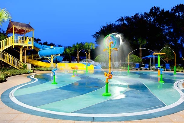 Water Park Resorts In Orlando