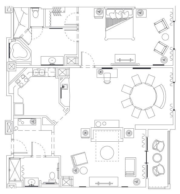 Wyndham Grand Orlando Rooms And Suites